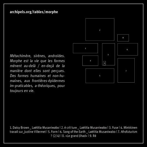 morphe | Mise en page réalisée par Nicolas Pirus https://nicolaspirus.com/